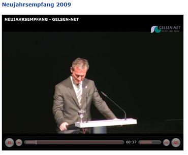 Screenshot Gelsenkirchen.de