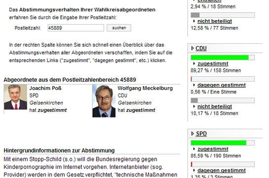 Die Internetausdrucker aus Gelsenkirchen
