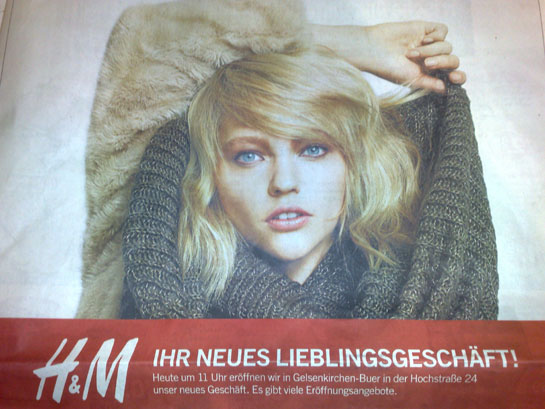 H&M in Gelsenkirchen-Buer