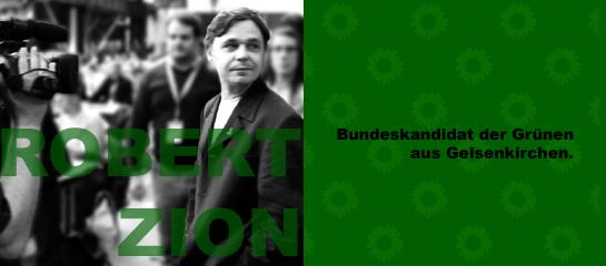 Robert Zion (Grüne) im Dialog mit Gelsenkirchen Blog