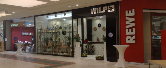Wilp: Die neue Filliale am Limbecker Platz.