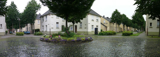 Siedlung Flöz Dickebank Gelsenkirchen