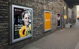 Einfühnungskampage des neuen Bochum Logos