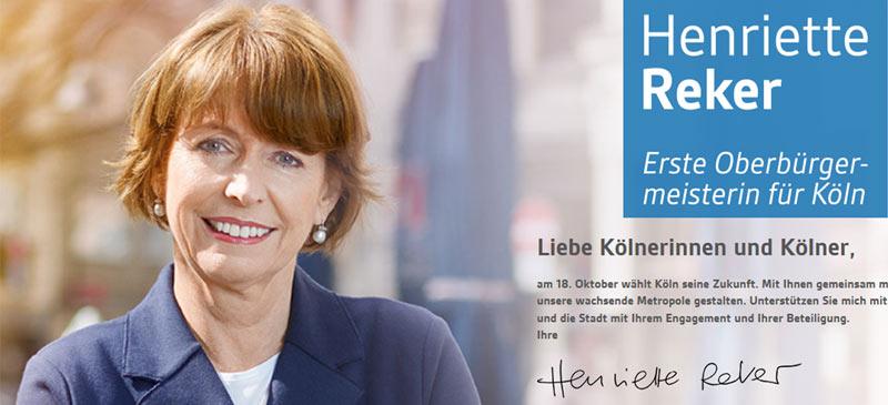 Gelsenkirchens Oberbürgermeister Frank Baranowski hat das Attentat auf Henriette Reker verurteilt und sieht in dem Akt einen Angriff auf die Demokratie.