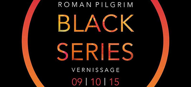 """Am kommenden Freitag gibt es eine exklusive Kunstausstellung im kreativen Gelsenkirchen-Ückendorf. In der Bergmannstraße zeigt Roman Pilgrim seine """"Black Series""""."""