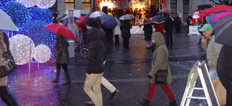 Verheerende Kritik am Gelsenkirchener Weihnachtsmarkt