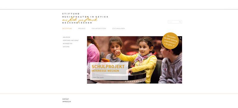 Die kleinen Kulturbotschafter gehen nun online und geben mit einer eigenen Website Einblick in die Stiftungsarbeit und Projekte.