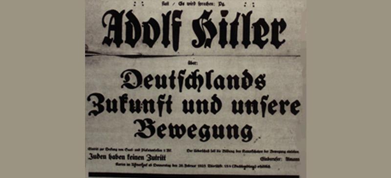 Deutschland unterliegt einem schweren Rechtsruck. Im Zuge von Internetpropaganda und der politischen Korrektheit der Anständigen, brilliert in dessen Fahrwasser eine brandgefährliche braune Brut.