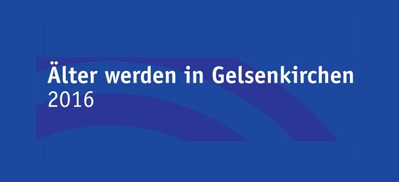 """Die Stadt Gelsenkirchen hat ihren bekannten und beliebten Seniorenratgeber """"Älter werden in Gelsenkirchen"""" veröffentlicht."""