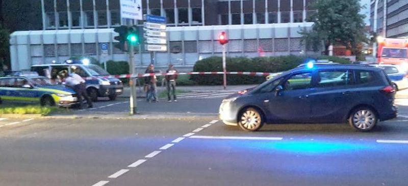 Dienstagabend kam es in der Gelsenkirchener Altstadt zu einer Schießerei zwischen Kräften der Bundespolizei und einer durch die Polizei bis jetzt nicht näher definierten Tätergruppe.