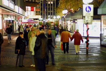 Weihnachtsmarkt in Gelsenkirchen