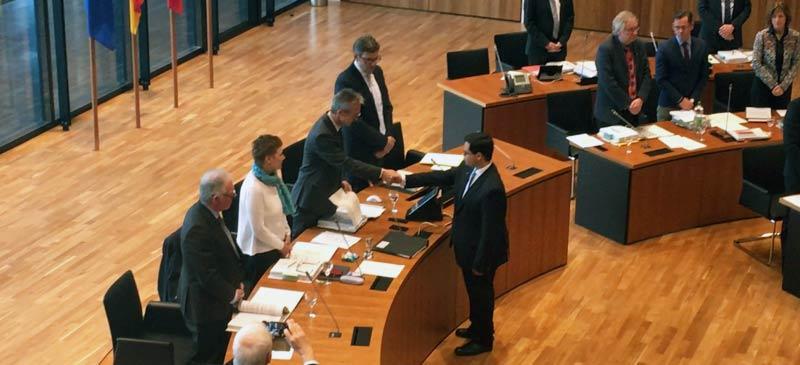 Personalwechsel in der SPD Ratsfraktion in der heutigen Ratssitzung